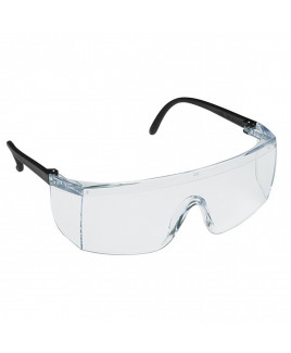 3M Hard Cored Clear Lens Safety EyewEar-1709 In