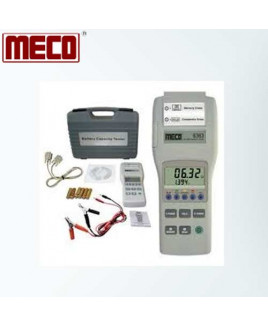 Meco Digital LCD Battery Capacity Tester-6363