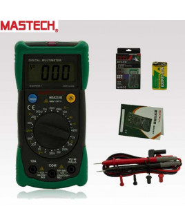 Mastech Digital LCD Multimeter - MS 8233 B