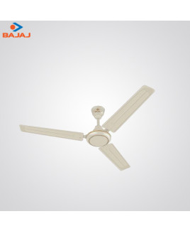 Bajaj 1200 mm White Colour Ceiling Fan-Tezz