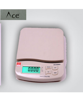 Ace Multi Purpose Digital Weighing Scale FKS-3Kg Capacity: 3 kg