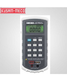 Kusam Meco 4½ Digit 19999 Counts Dual Display Autoranging LCR Meter to measure L,C,R,Q,D.-LCR 459