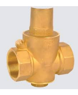 "SBM 1-1/4""  Brass Pressure Reducing Valve, IS-6912 : 1-1/4"