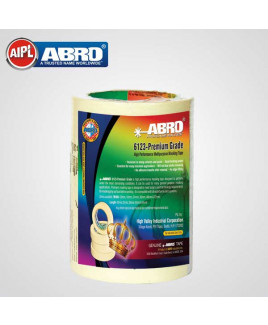 Abro 48mm x 20mtr Premium Grade Masking Tape-Pack Of 3