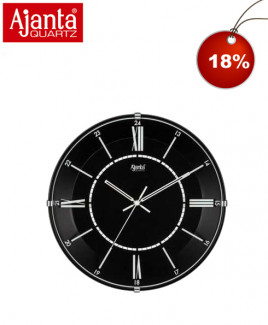 Ajanta 325X50mm Sweep Clock-2157