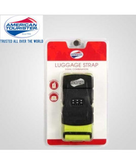 American Tourister 3 Dial Combinational Luggage Strap-Z19-008