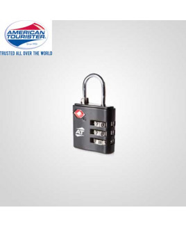 American Tourister TSA 3 Dial Combination Lock-Z19-006