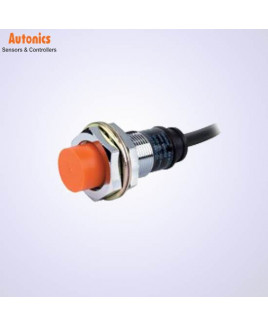 Autonics 8 mm Sensing Distance Cylindrical Type Inductive Proximity Sensor-PR18-8AO