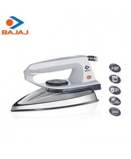 Bajaj 600W DX-2 Grey Dry Iron-440052