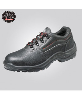 Bata Steel Toe Size-8 Oil Resistant Equator Bora Safety Shoes