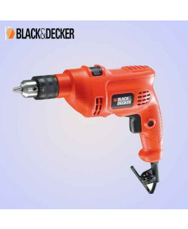 Black & Decker 10 mm Wheel Diameter Drill Machine-HD400
