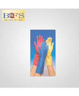 Bombay Safety Rubber Gloves Suitable For House Cleaning