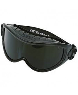 Booster Safety Goggle-Black