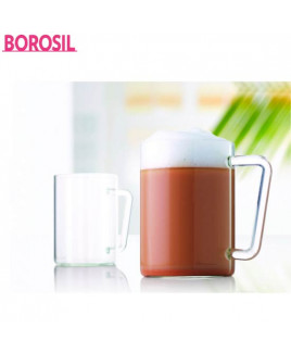 Borosil 500 ml Classic Grande Set Of 2-BVNABBMG500