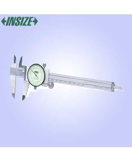 Insize 0-150mm Dial Caliper-1312-150A