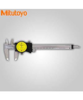 Mitutoyo 0 - 150mm Vernier Dial Caliper - 505-671