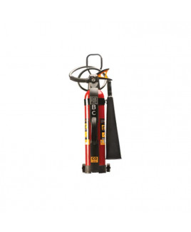 Ceasefire C02 Squeeze Grip Type  Fire Extinguisher - 4.5 Kg-MAP 90
