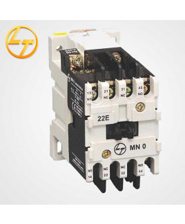 L&T 2 Pole 12A Power Contactor-CS90234