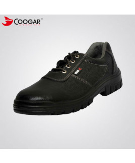 Coogar Size 7 Steel Toe Safety Shoes-82173 Iron