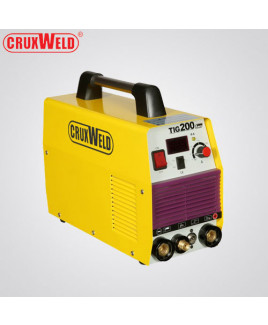 Cruxweld 4KVA Single Phase TIG Welding Machine-CTW-TIG200i