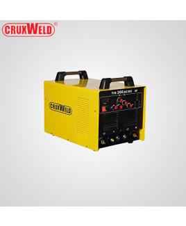 Cruxweld 3.9KVA Single Phase TIG Welding Machine-CTW-TIG200 AC/DC