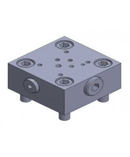 Polyhydron 16 mm Cover for Fitting Directional Control Valve-CVC16DE