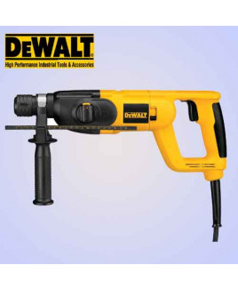 Dewalt 22 mm Wheel Diameter 3 Mode Rotary Hammer Drill-D25013k