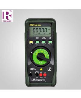 Rishabh Digital LCD Multimeter - Rish multi 18S IR