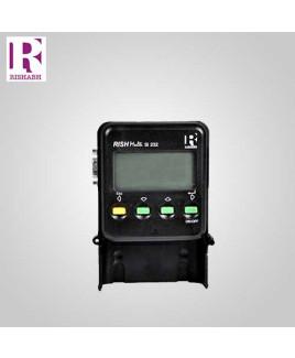 Rishabh Digital LCD Multimeter - Rish multi SI 232