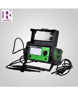 Rishabh LCD Insulation Tester - Rish Insu 5000AKM