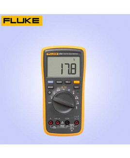 Fluke Digital LCD Multimeter-17B+