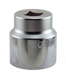 "Eastman 33mm 3/4"" Drive Hex Socket-E-2221"