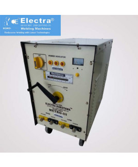 Electra Metro Transformer Based Welding Machine-350A