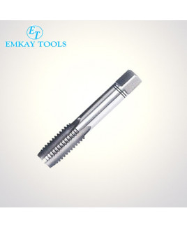 ET HSS 8 mm Diameter TIN Coated 6H(Tol) Ground Thread Hand Tap