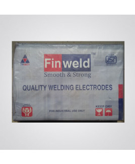 Finweld 3.15x350 mm Mild Steel Welding Rod-FINWELD E-6013