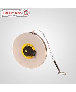 Freemans 9.5mm Blade Width 30m Top Line Steel Measuring Tape
