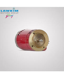 Godrej Lawkim Single phase 0.5 HP 4 Pole Flange Mounted Motor-LK3175