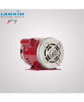 Godrej Lawkim Single phase 0.5 HP 4 Pole Foot Mounted Motor-LK3071