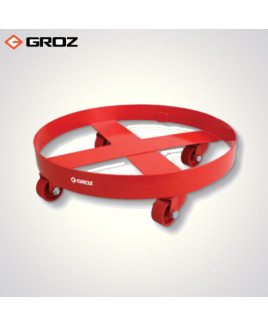 Groz 180 kg/210 litre Drum Dolly-BDL/140S