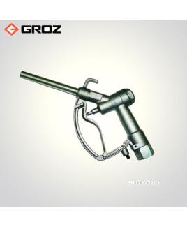 """Groz 3/4"""" NPT(F) Fuel Control Nozzle - Manual-FCN/S/3-4/3-4/N"""