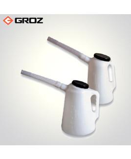 Groz 3 Ltr. Plastic Measure-MSR/P/F-3