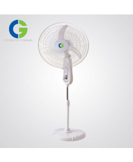 "Crompton Greaves Hiflo 18"" LG 450 mm Pedestal Fan"