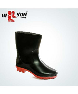 Hillson Size-8 Gumboot Double Density Safety  Shoe-Don