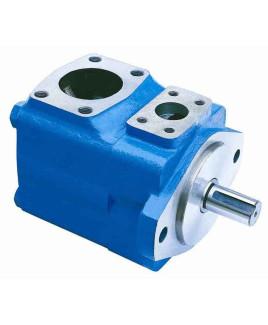 Yuken 14.6 cc/rev 28 LPM Vane Pump-PVRIT-15