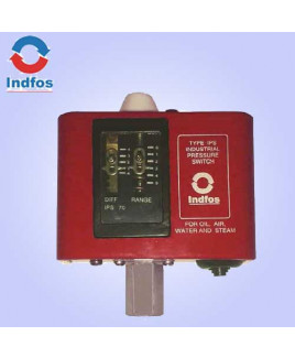 Indfos Pressure Switch 0-100 PSI - IPS-100