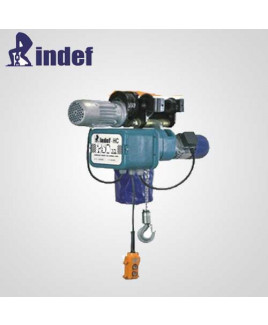 Indef 0.5T Capacity With 3 Mtr. Lift Electric Hoist-HC2050NL