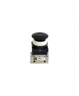 "SMC 1/8"" Mechanical ISO Valve-VM130-01-05"