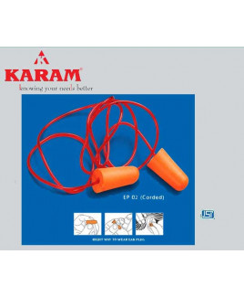 Karam Disposable Ear Plugs -EP 02