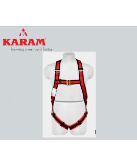 Karam D/L Big Hook ArrestFull Body Harness-PN 16