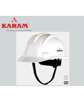 Karam Ratchet Type Violet Safety Helmet-PN 521